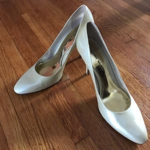 Antonio Meloni closed toe heel